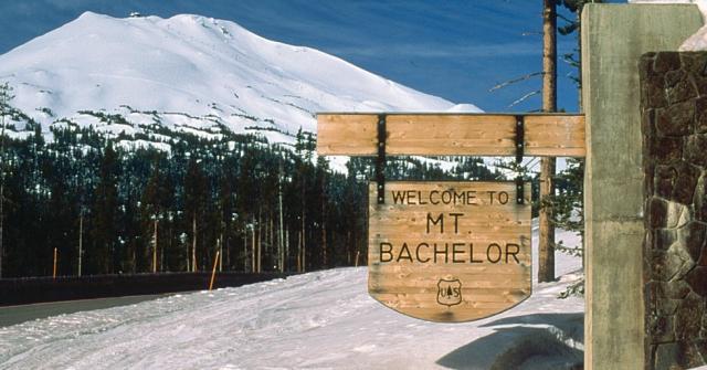 Bend Oregon Sign