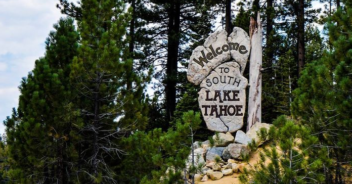 Tahoe Sign