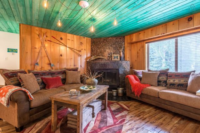 Airbnb in Taos, New Mexico
